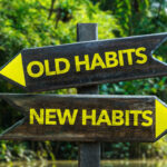 old-new-habits-sign