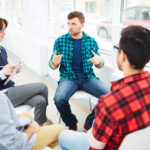 addiction recovery group therapy