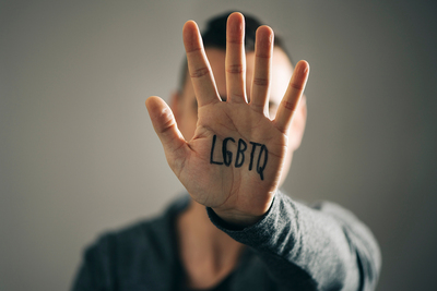 LGBTQ addict rehab program
